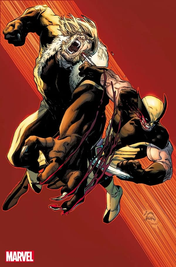 Wolverine: Exit Wounds One-Shot to Feature Chris Claremont, Larry Hama, Sam Keith, and Salvador Larocca