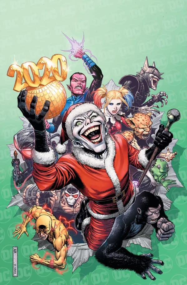New Year's Evil Returns for DC Holiday Special