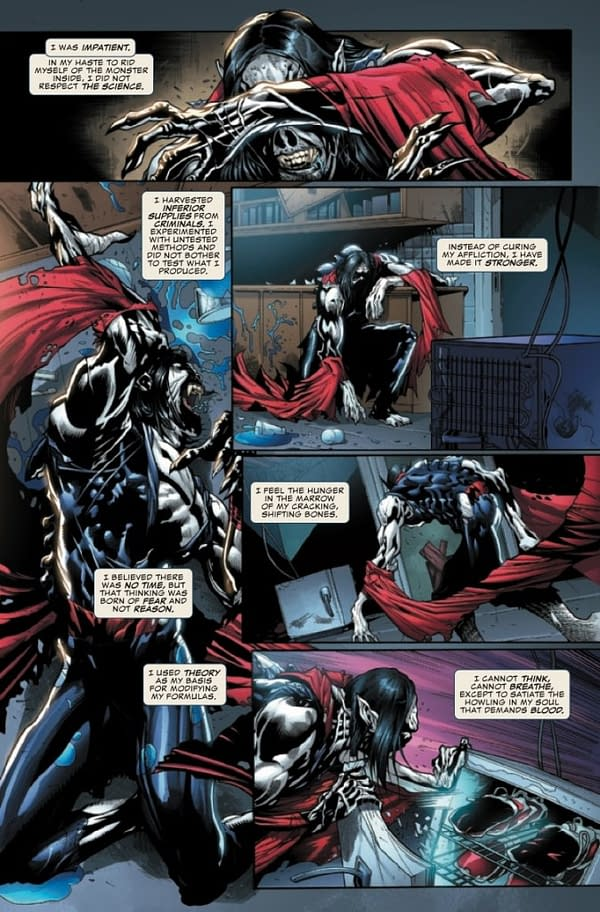Morbius #2 [Preview]