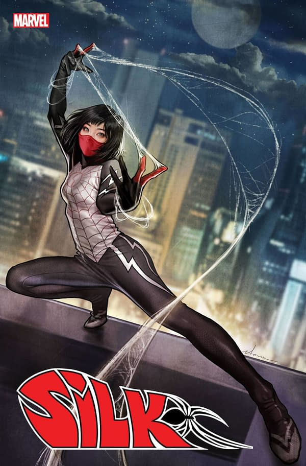 Silk Gets an Ongoing Series at Marvel by Maureen Goo and Takeshi Miyazawa - #C2E2