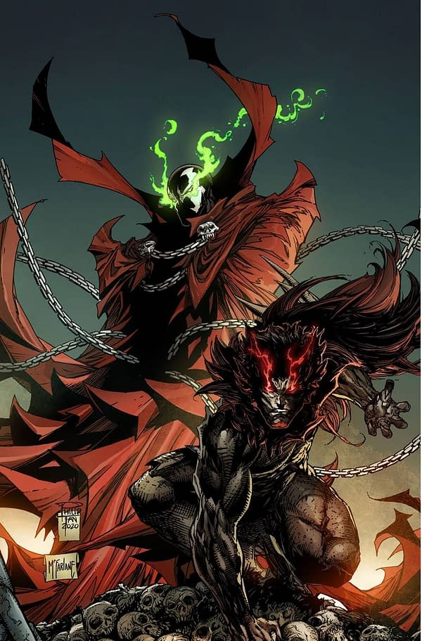 Spawn #307 Cover D