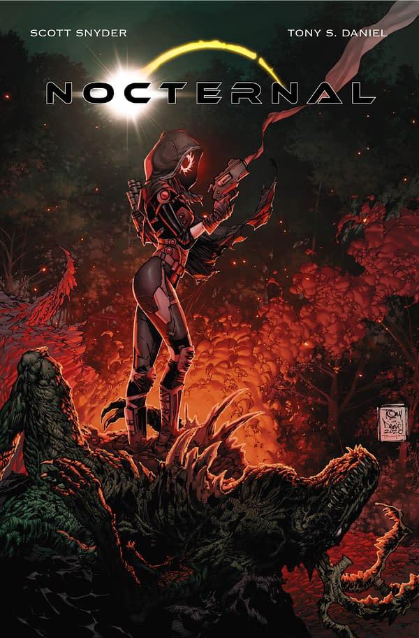 Scott Snyder, Tony S Daniel Kickstarter Launch New Comic 'Nocternal'
