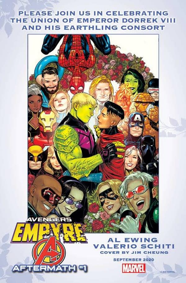 Marvel Officially Spills The Beans About Empyre #4 Finale (Spoilers)