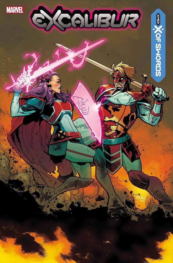 This Week, Marvel Comics #1000 Page Ties In To X Of Swords (Previews)