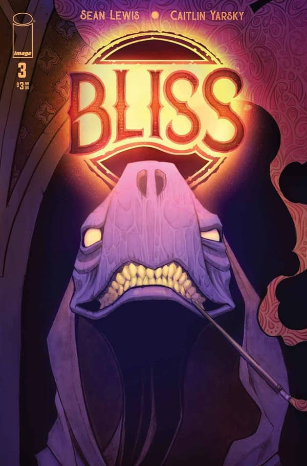 Bliss #3 cover. Credit: Image Comics