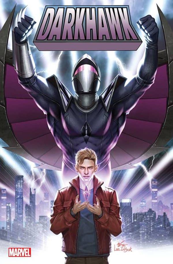 Marvel Comics Revives Darkhawk With Original Creators In April