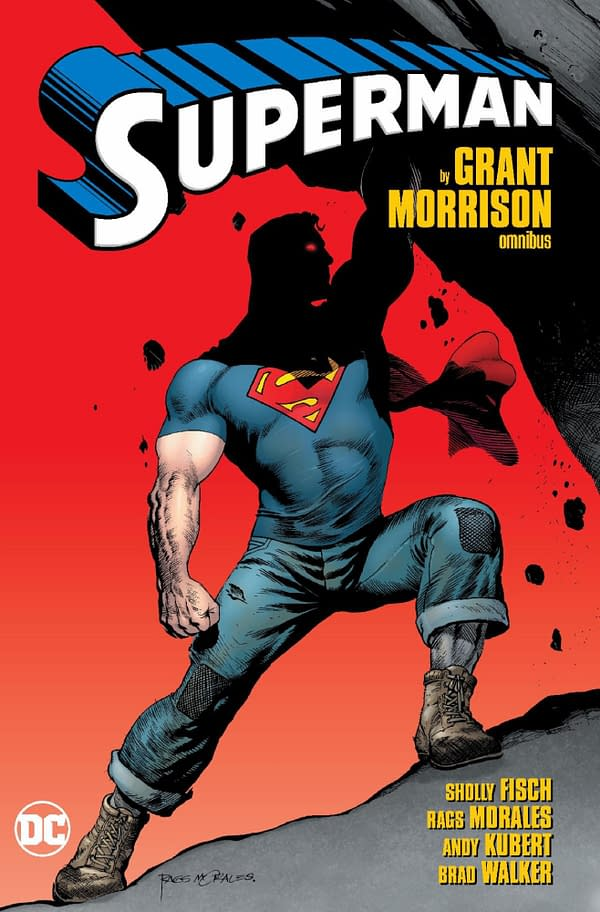 DC Recalls Grant Morrison Omnibus - The Daily LITG, 25th March 2021