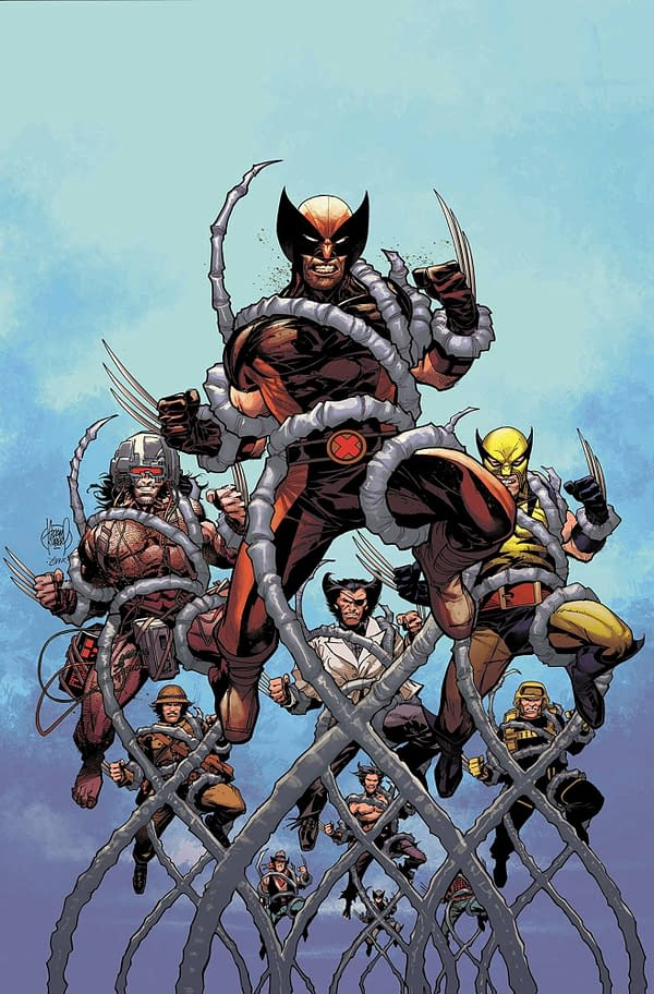 The X Lives And X Deaths Of Wolverine