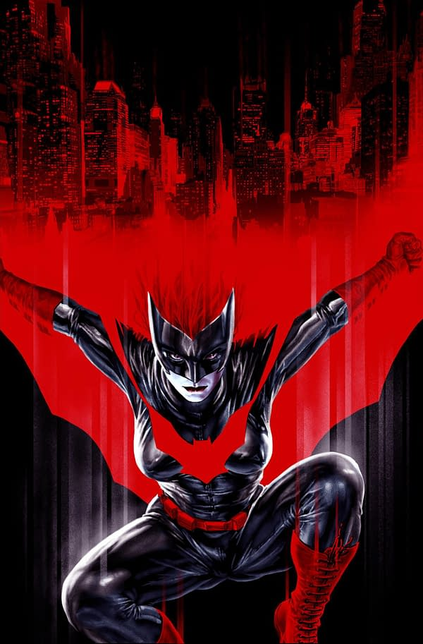 Greg Berlanti is Developing a Batwoman TV Series for The CW