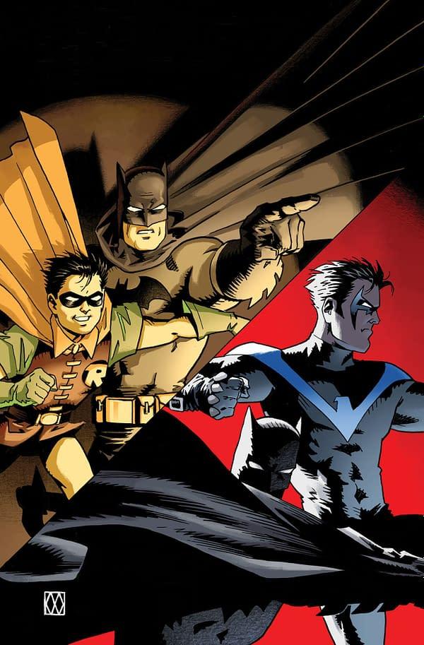 Matt Wagner Regrets Ever Drawing Batman #54
