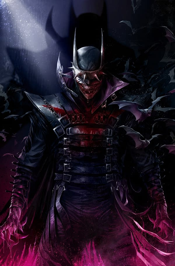 The Batman Who Laughs Yuks It Up on 16 Retailer Exclusive Variants