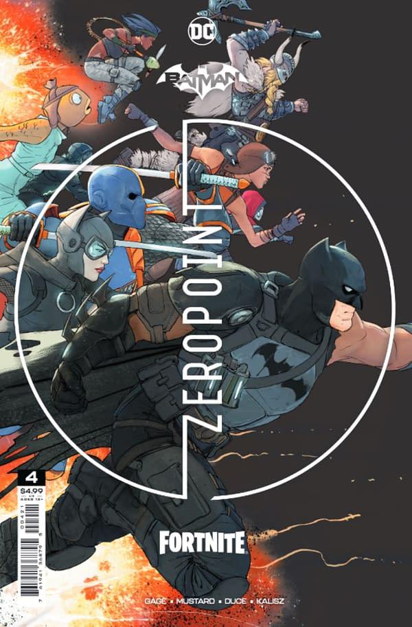 PrintWatch: Batman/Fortnite #4