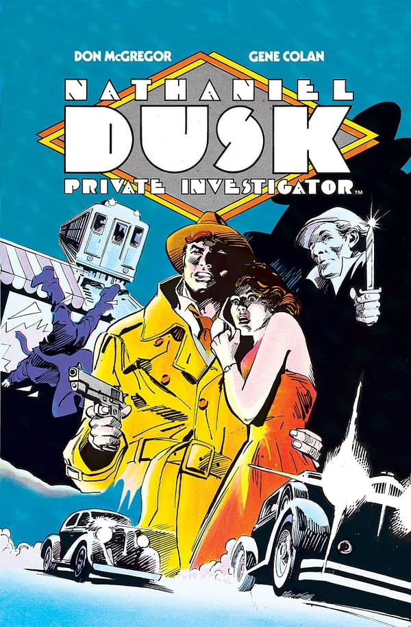 Where In The World Is The Nathanial Dusk TPB?
