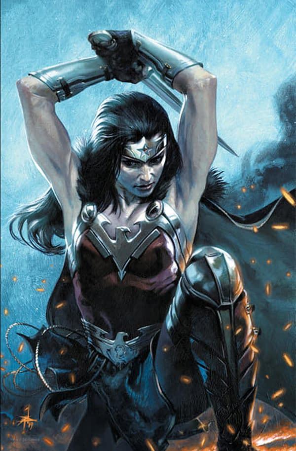 Wonder Woman 750