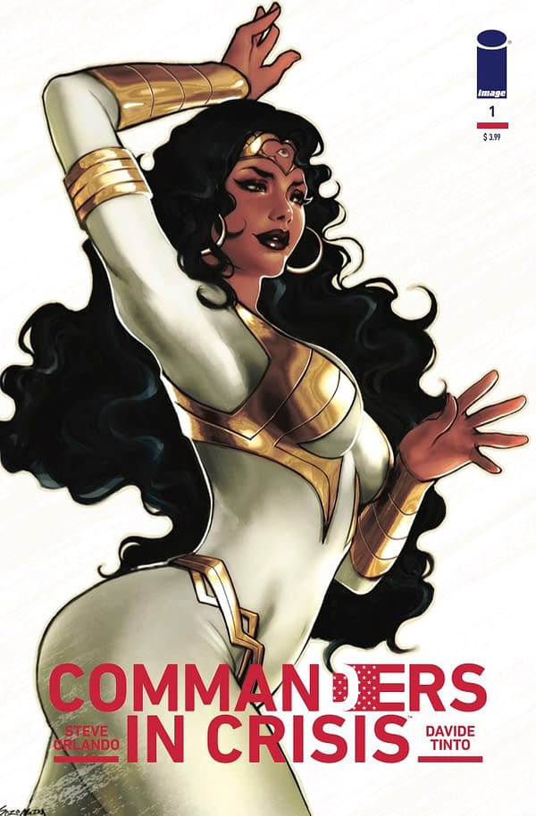 Ex-DC Publisher Dan DiDio Writes For Image Comics