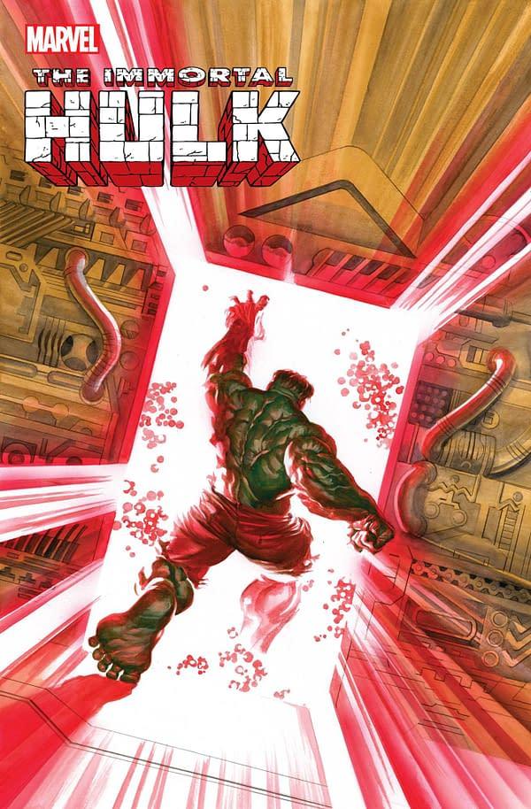 71 Marvel Comics August 2021 Solicits & Solicitations, Frankensteined