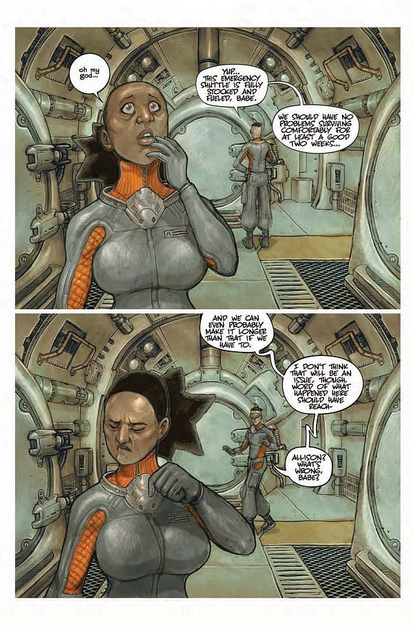 Love Stories (to Die For) -- Symptom of the Universe -- Page 1
