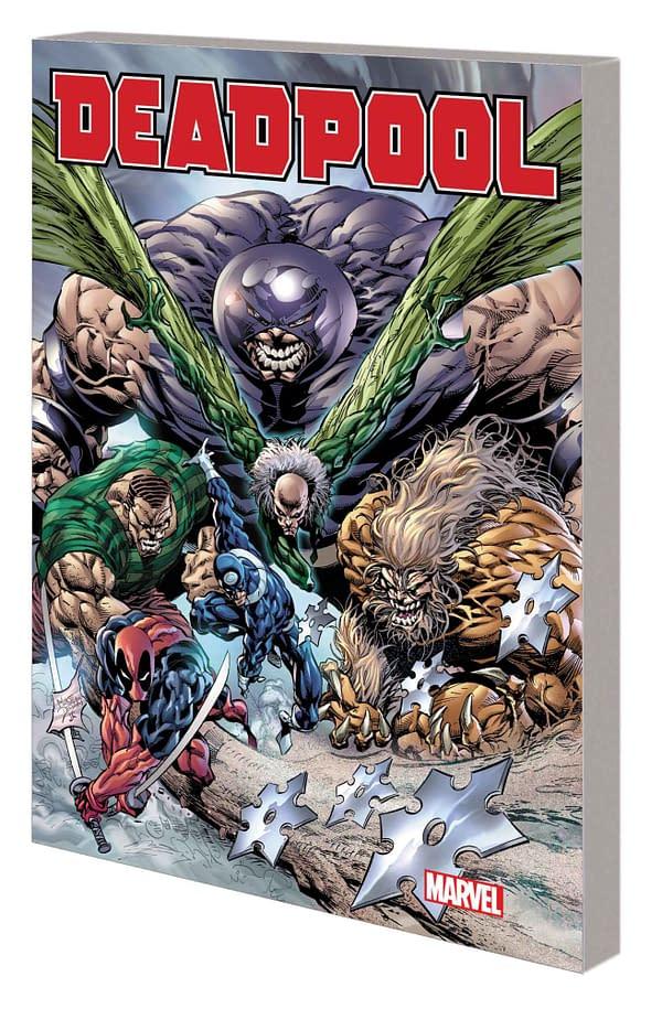 The Hunt for Wolverine Begins: Marvel April 2018 Solicitations