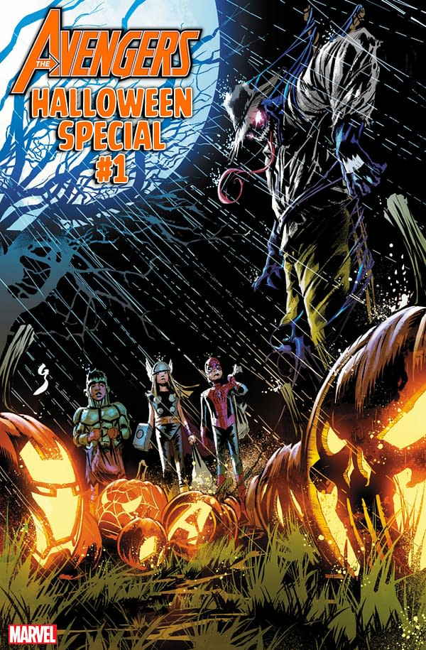 Avengers Get Scary With Halloween Special This October
