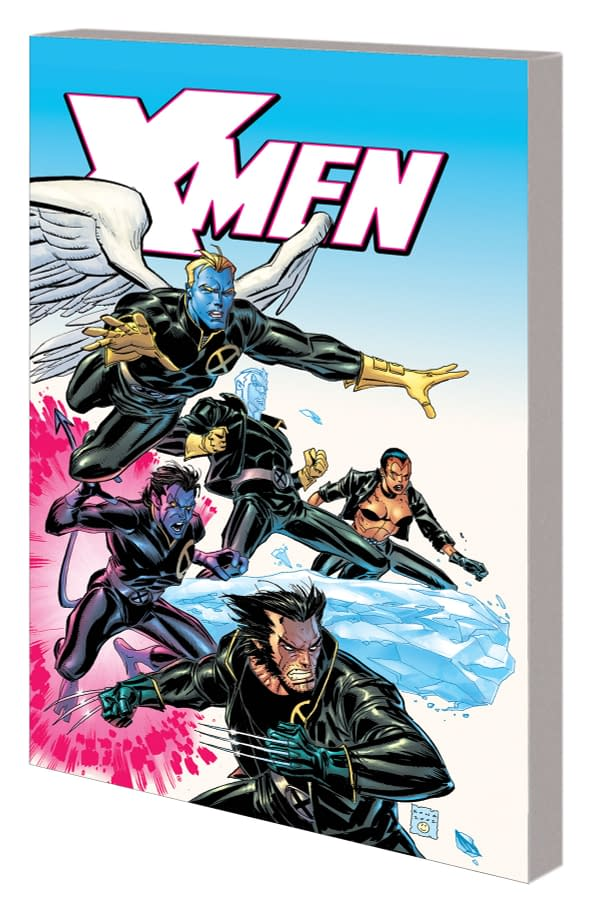 Finally, Chuck Austen's Early X-Men Work Returns to Print at Marvel