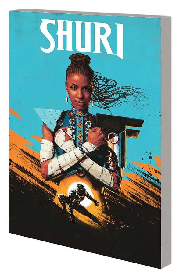Vita Ayala and Paul Davidson Take Over Shuri for Two Issues Starting in March