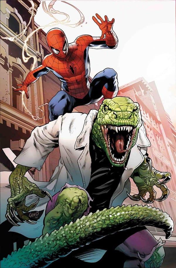 Amazing Spider-Man to Quadruple-Ship in April