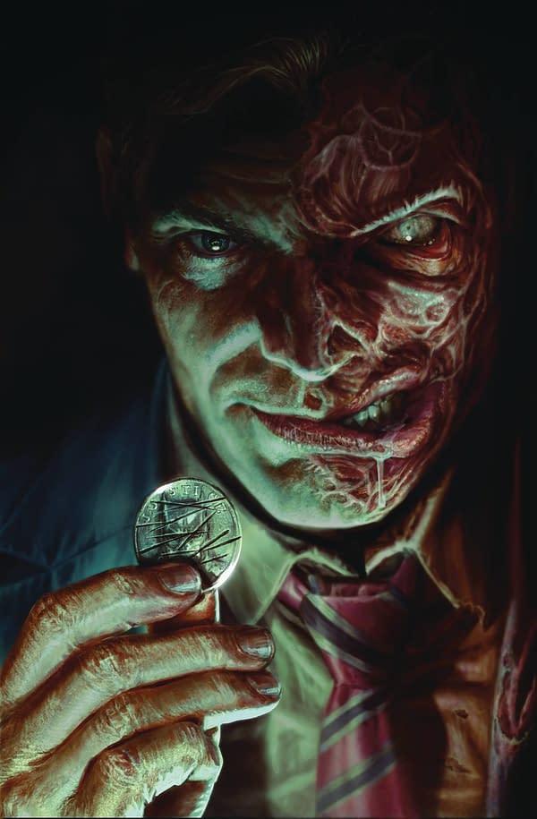 Detective Comics #1022 Joins DC's Joker War.