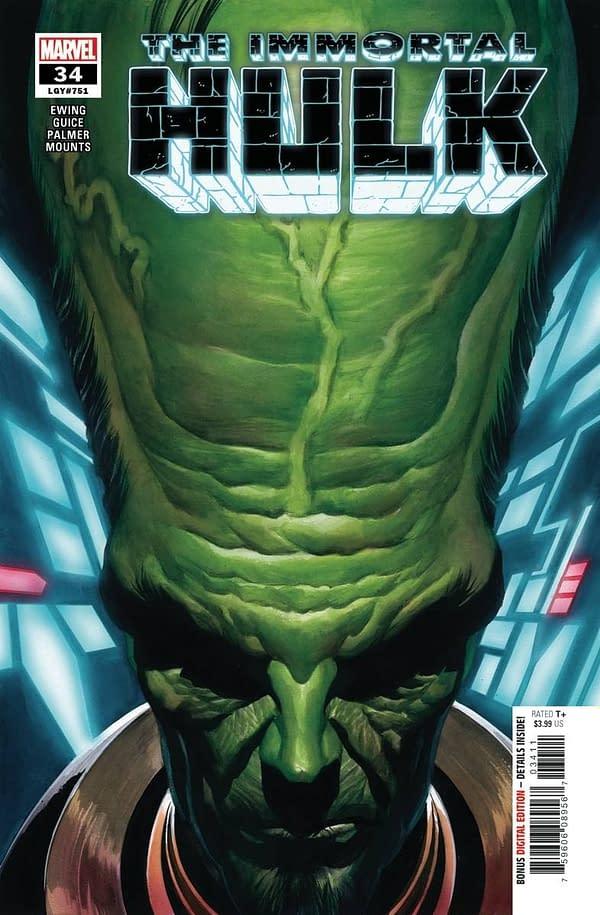 Immortal Hulk #34 Main Cover