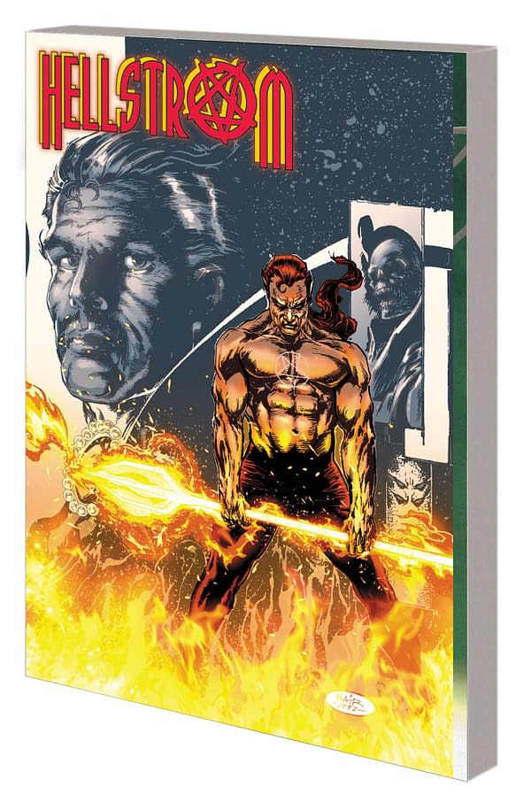 Marvel Cancels Hellstrom: Prince Of Lies Collection