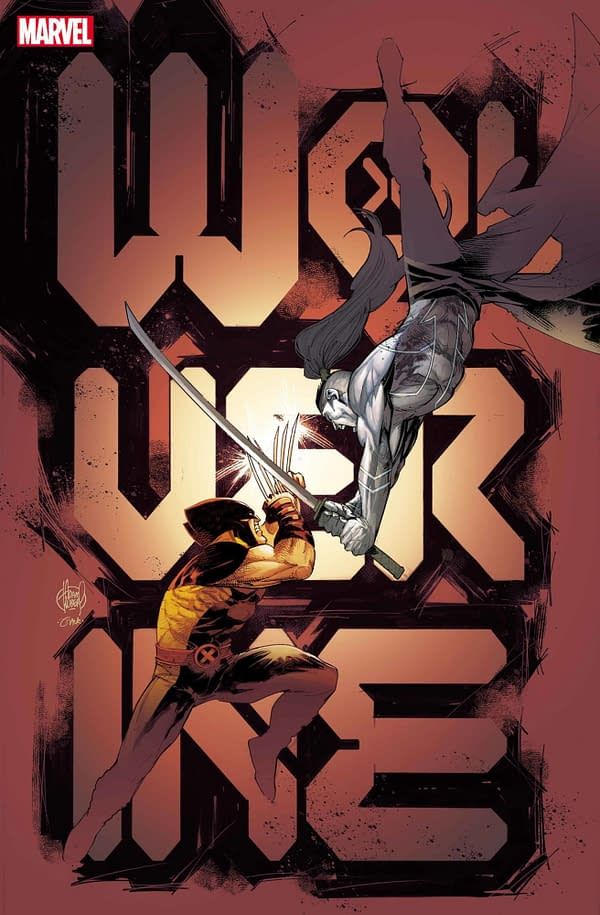 Cover image for WOLVERINE #16