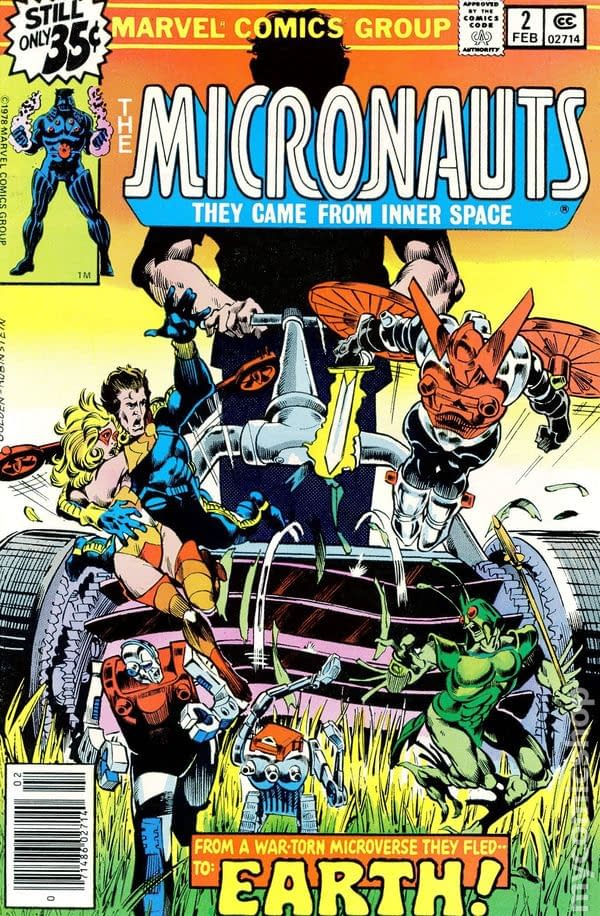 "Micronauts, Untitled Hasbro ""Event"" Film Get Release Dates"