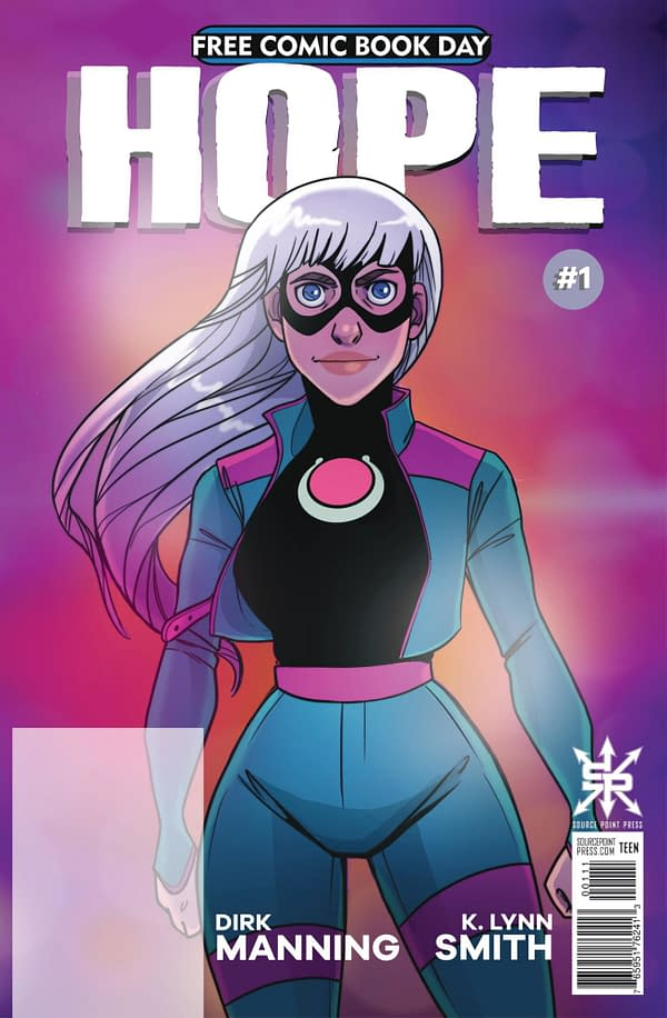 Free On Bleeding Cool: Hope #1 by Dirk Manning and K. Lynn Smith – as #2 is Published From Source Point Press Today