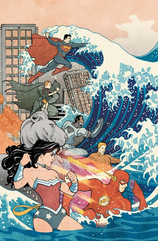 Marvel Comics Getting a DC Tsunami In The New Year