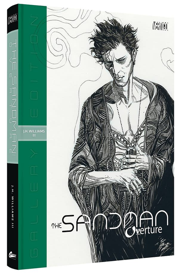DC Comics Cancels All Orders for Sandman: Overture Gallery Edition – For Now