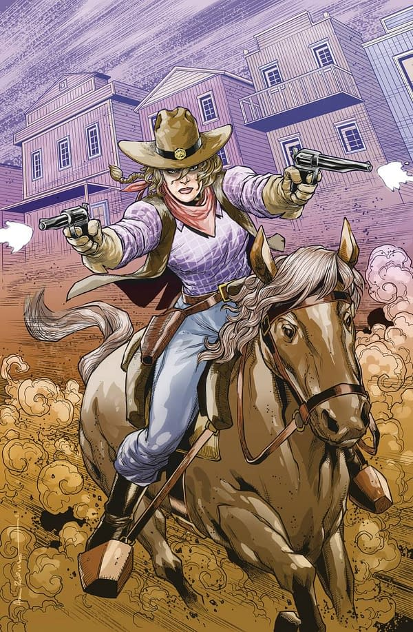 Billy The Kid and Misfits in Acme Ink November 2020 Solicitations