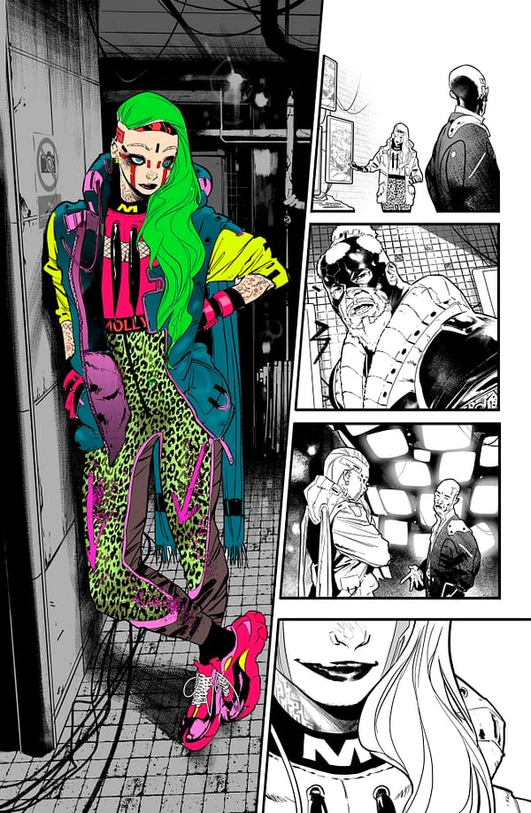 James Tynion IV Announces New Villain, Miracle Molly, For Batman #106