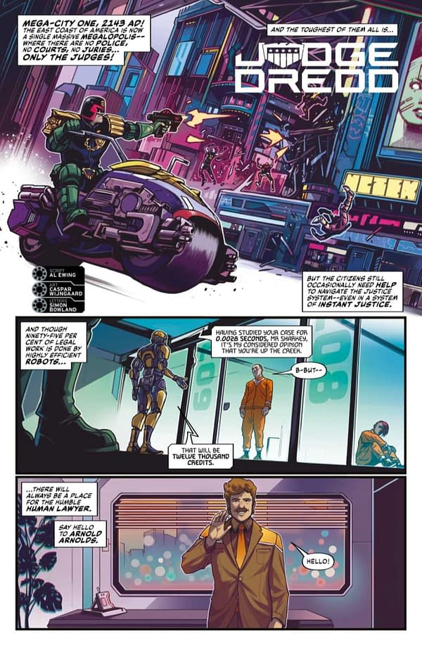 Free Comic Book Day 2021 Preview