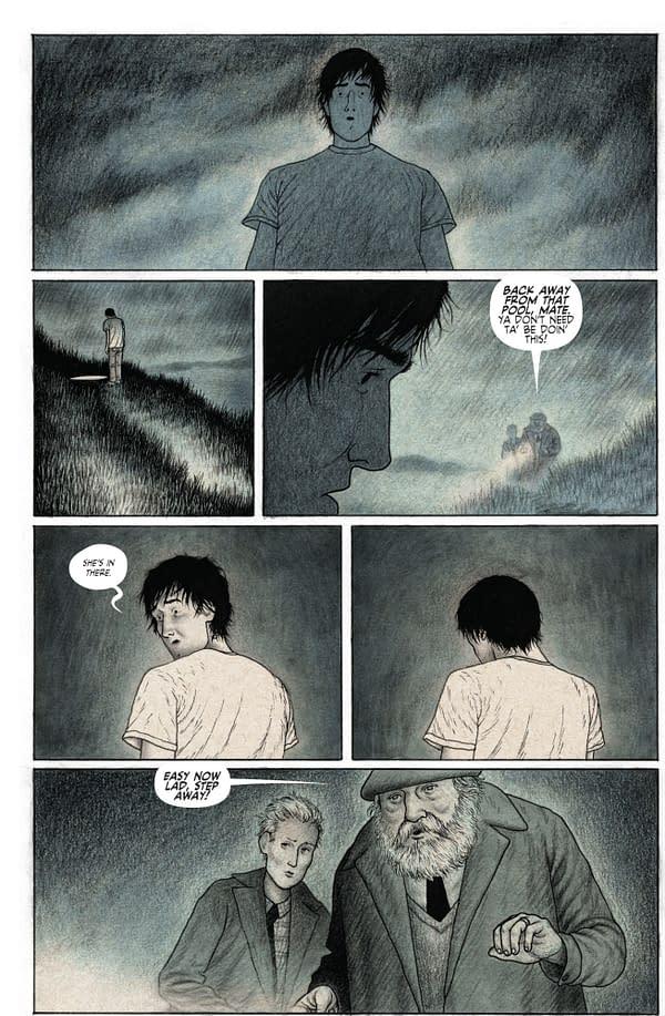 Double Walker, Graphic Novel from Michael Conrad & Noah Bailey