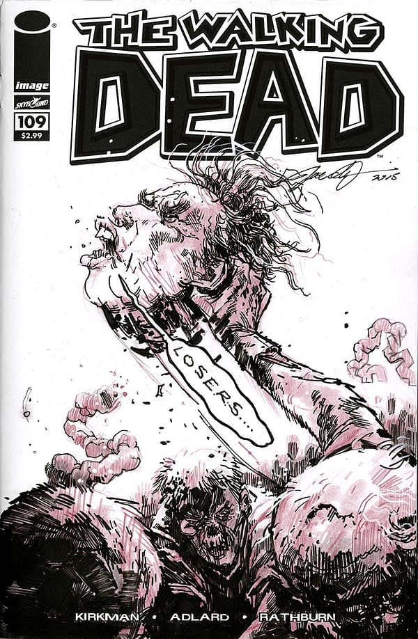 The Walking Dead and Donald Trump - The Daily LITG, 10th January 2021