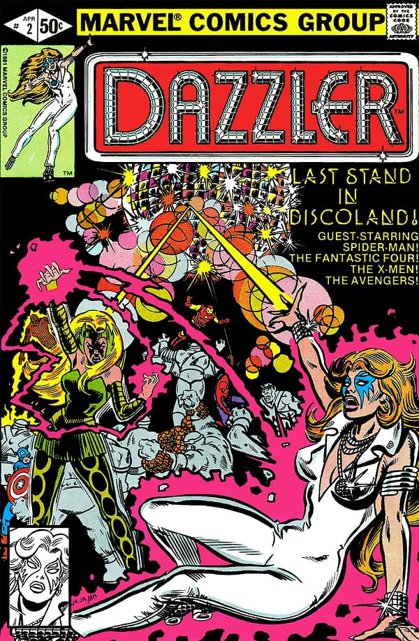 Dazzler Finally Lands on Marvel Unlimited This Month