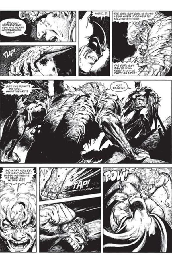 DC TO Reprint Katsuhiro Otomo's Batman Story in Future State: Gotham