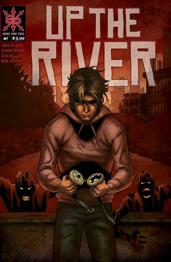 Up the River #1 REGULAR FRONT COVER (1)