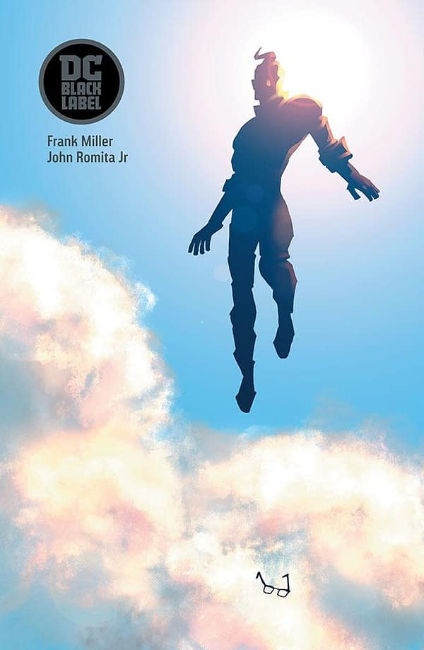 Frank Miller and John Romita's Superman: Year One for DC's Black Label is Late Already