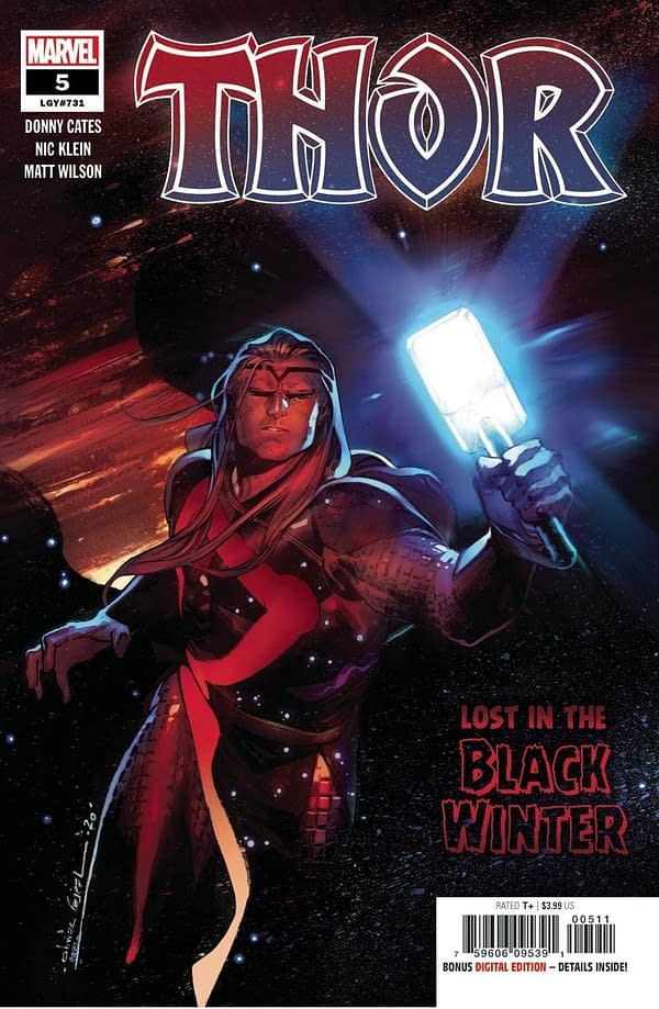 Thor #5 Main Cover