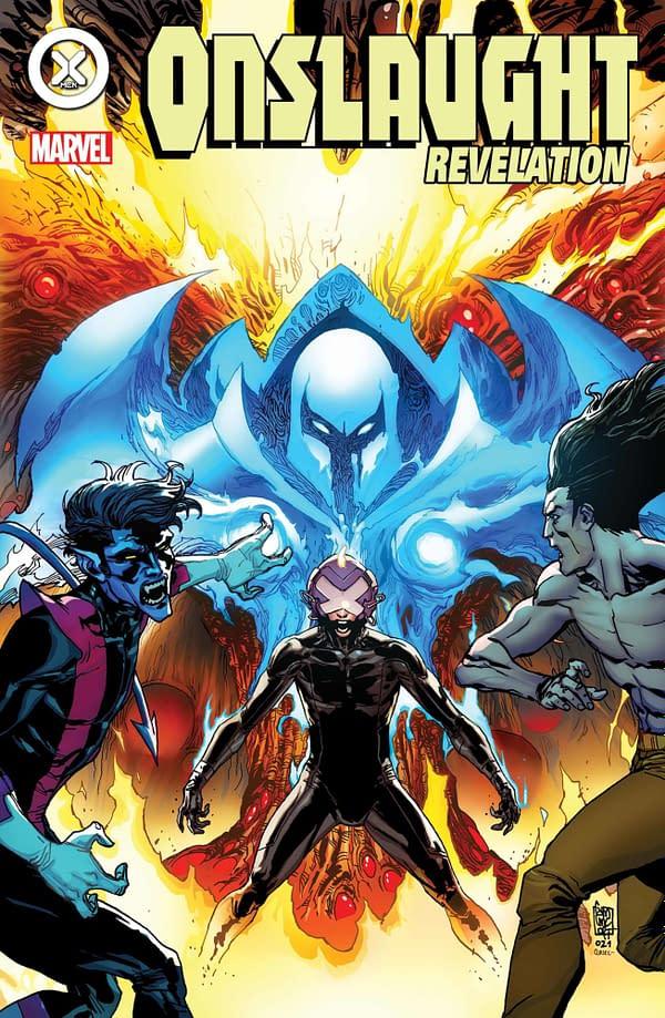Cover image for X-MEN ONSLAUGHT REVELATION #1
