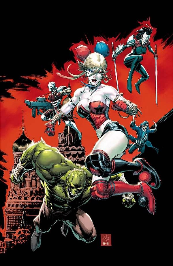 A Few DC Covers You May Or May Not Have Seen For August, From Cho To Portacio To Albuquerque