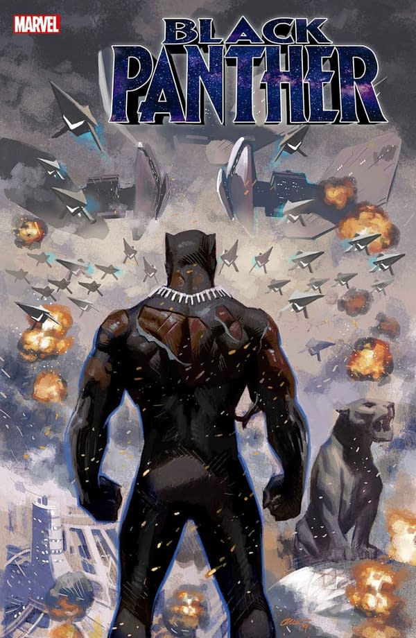 Ta-Nehesi Coates' Black Panther Will Conclude in a Big Way In 2021