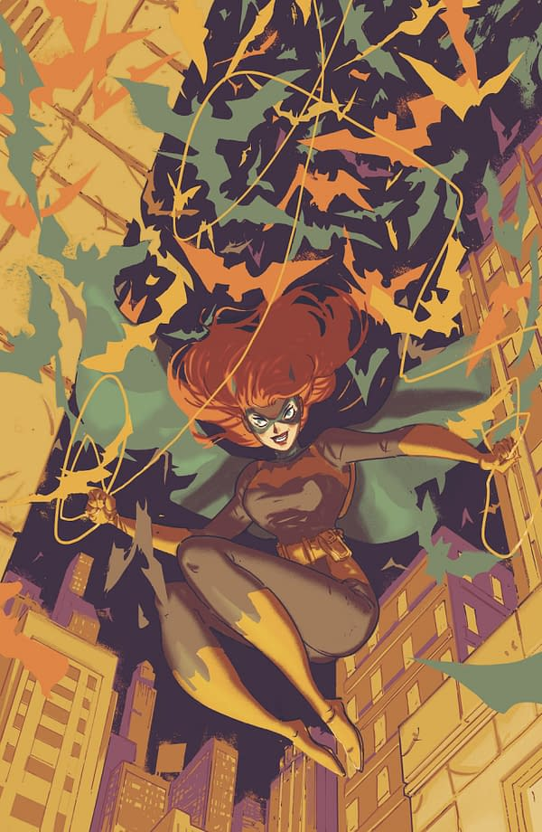 Batgirl #50 and A Girl Walks Home Alone at Night Get Second Printings