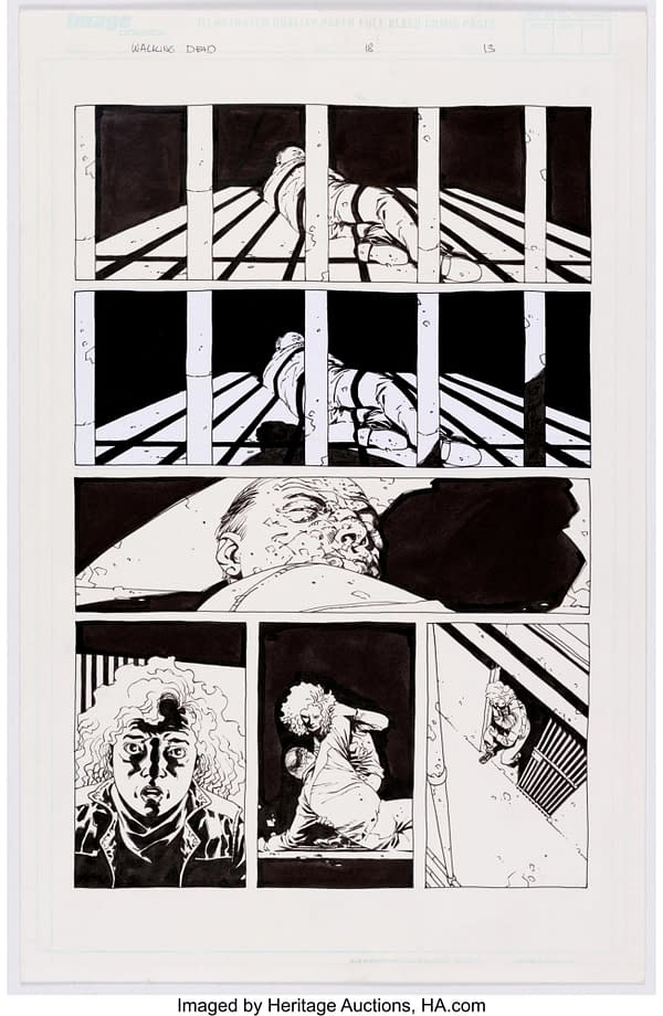 Original Art Auction Bargains From Ryan Ottley, Joe Madureira, More