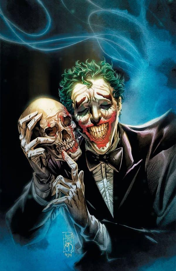 John Carpenter to Write The Joker: Year of the Villain Special